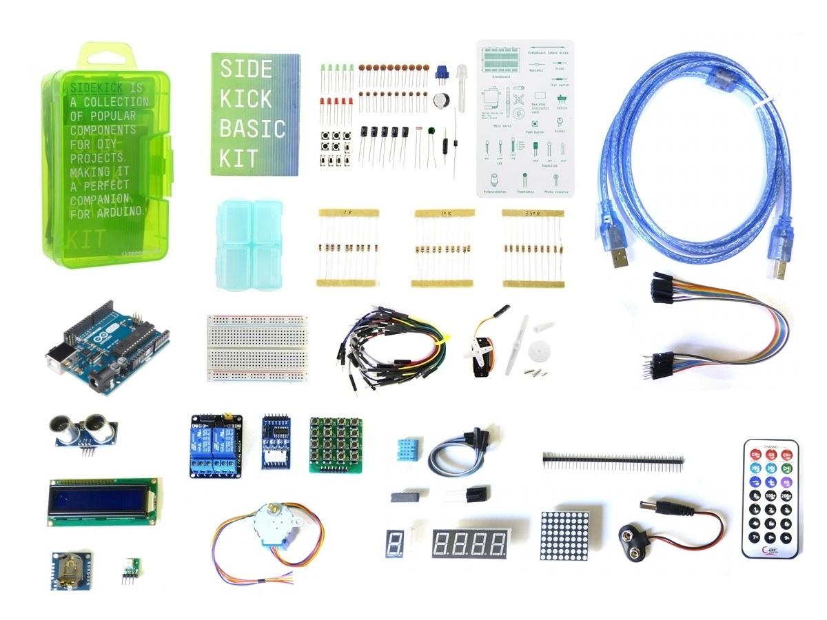 ผลการค้นหารูปภาพสำหรับ basic components arduino uno