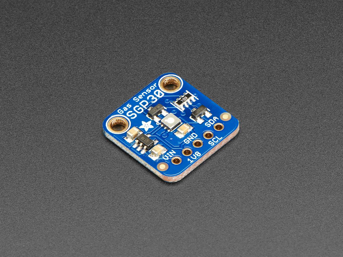 SGP30 Air Quality Sensor Breakout
