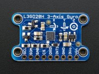 L3GD20H Triple-Axis Gyro Breakout Board - L3GD20/L3G4200 Upgrade