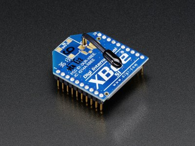 XBee Module - Series 1 - 1mW with Wire Antenna