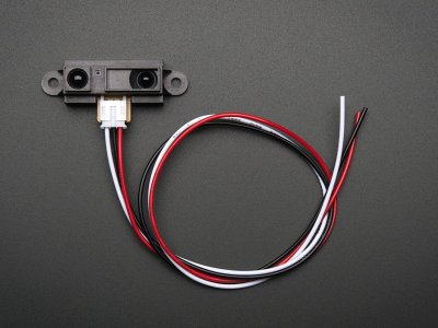 IR distance sensor includes cable (10cm-80cm)