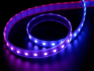 Adafruit DotStar Digital LED Strip - White 60 LED - Per Meter