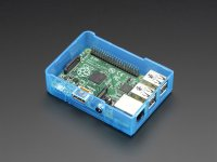 Raspberry Pi Model B+ Pi 2 Pi 3 Case Base Blue