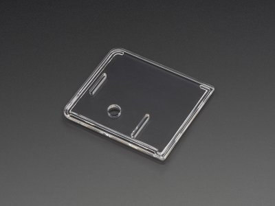 Raspberry Pi Model A+ Case Lid - Clear