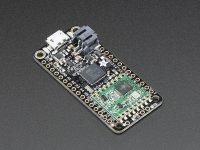 Adafruit Feather 32u4 RFM69HCW Packet Radio - 868 or 915 MHz