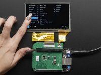 "4.3"" LCD Capacitive Touchscreen Display Cape for BeagleBone"