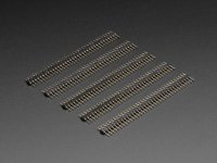 36-pin Swiss Male Plug Headers - Pack of 5