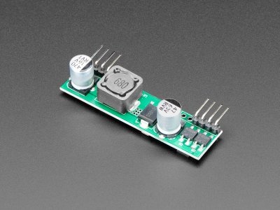 5V 1.5A Output PoE Module - Works with Raspberry Pi 3 B+