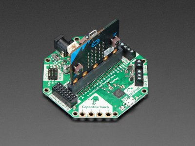 Adafruit CRICKIT for micro:bit