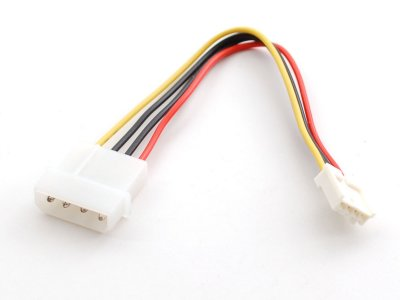 4-pin AT/ATX/IDE power cable