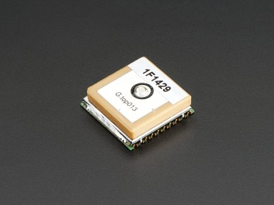 Ultimate GPS Module - 66 channel w/10 Hz updates