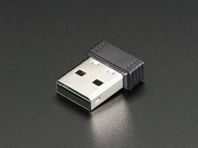 Miniature WiFi (802.11b/g/n) Module: For Raspberry Pi and more