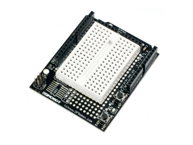buy arduino bread board shield dfrobot arduino
