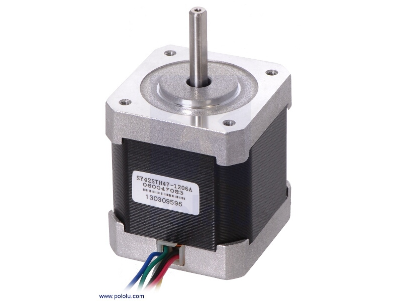 buy stepper motor unipolar bipolar 200 steps rev 42
