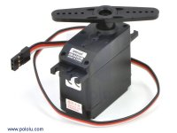Continuous Rotation Servo Standard