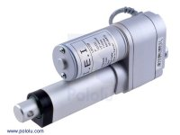"Concentric LACT2P-12V-20 Linear Actuator with Feedback: 2"" Strok"