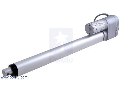 "Concentric LACT12P-12V-5 Linear Actuator with Feedback: 12"" Stro"