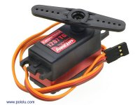 Power HD Low-Profile Digital Servo 1207TG
