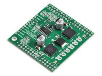 Controlador Motores Doble Pololu 3A MC33926 Shield Arduino