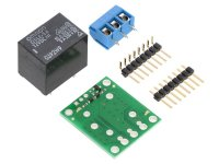 Pololu Basic SPDT Relay Carrier with 12VDC Relay (Partial Kit)