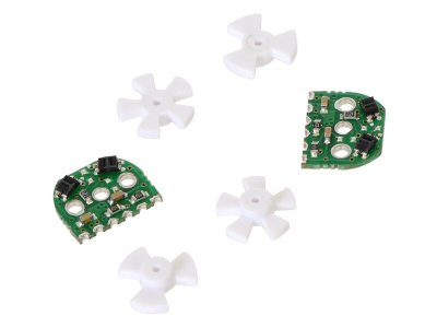2590 Pololu Optical Encoder Pair Kit for Micro Metal Gearmotors, 5V