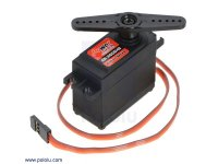 Power HD Continuous Rotation Servo AR-3606HB