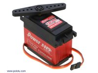 Power HD Ultra-High-Torque, High-Voltage Digital Giant Servo HD-