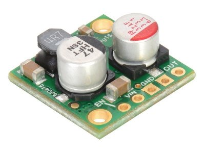 Pololu 5V, 2.5A Step-Down Voltage Regulator D24V25F5