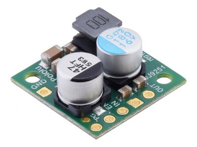 Pololu 12V, 2.2A Step-Down Voltage Regulator D24V22F12