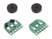 Magnetic Encoder Pair Kit for Micro Metal Gearmotors 12 CPR 2.7-