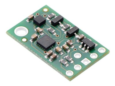 MinIMU-9 v5 Gyro, Accelerometer, and Compass (LSM6DS33 and LIS3M