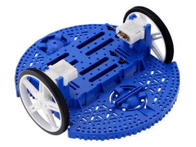 Romi Chassis Kit - Blue
