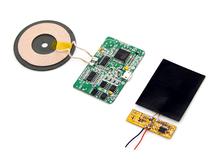 Buy Qi Wireless Charging Module Kit 5v 1a Arduino