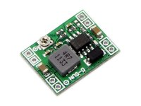 Adjustable Step-Down DC/DC Converter (0.8V - 18V/3A)