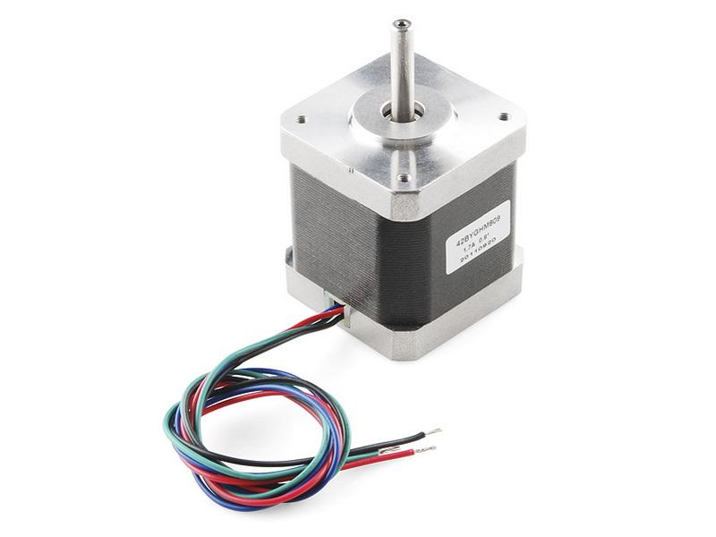 Buy stepper motor nema 17 arduino electronics and for Stepper motor buy online