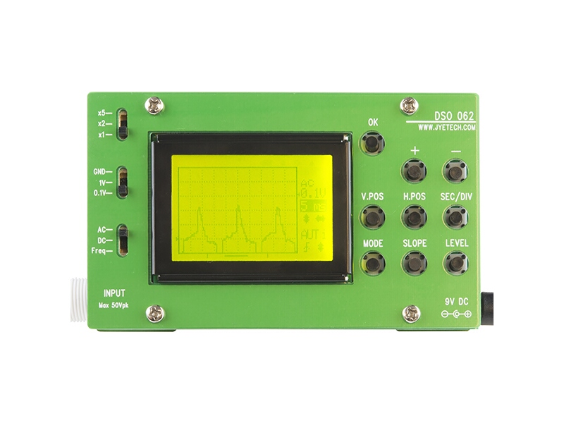 Comprar digital oscilloscope diy kit arduino electronica