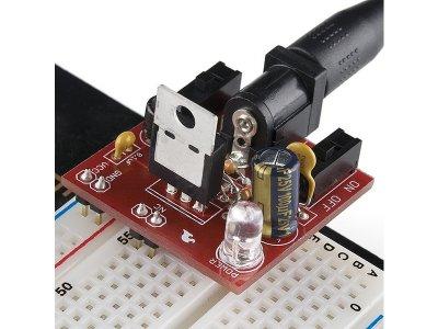 PRT-00114 Sparkfun Breadboard Power Supply 5V/3 3V Arduino