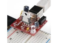 Breadboard Power Supply USB - 5V/3.3V