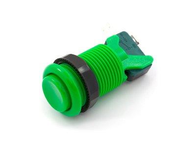 COM-09341 Sparkfun Concave Button - Green Arduino