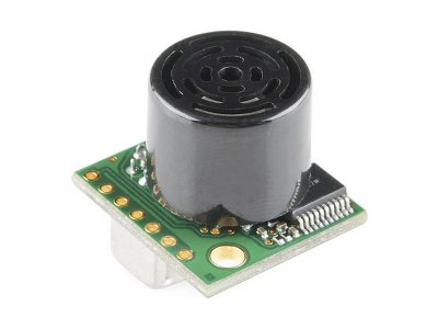Ultrasonic Range Finder - XL-Maxsonar EZ0
