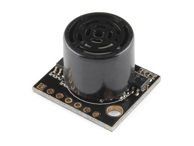 Ultrasonic Range Finder - Maxbotix HRLV-EZ0