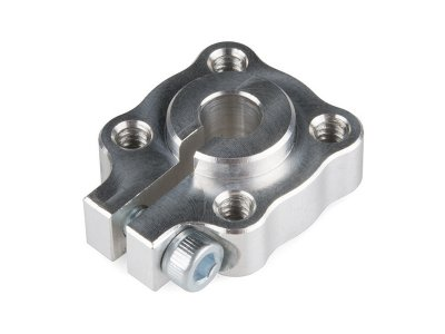 Clamping Hub - 6mm Bore