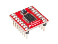 SparkFun Motor Driver - Dual TB6612FNG (with Headers)