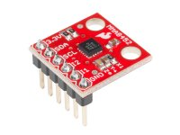 SparkFun Triple Axis Accelerometer Breakout - MMA8452Q (with Hea