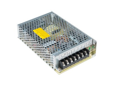 Mean Well Switching Power Supply - 5VDC, 20A