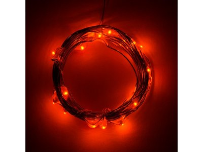 Fairy Lights - Orange (2.5m)