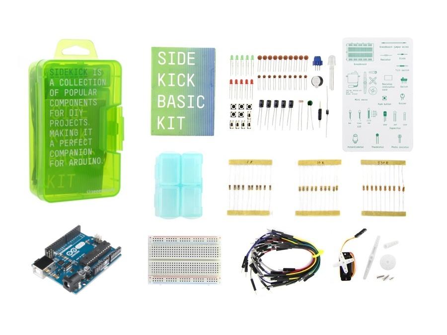 Buy arduino basic kit components with uno