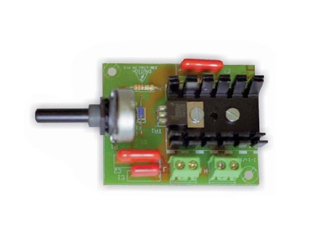 Comprar regulador luz 1000w cebek cebek arduino - Regulador intensidad luz ...