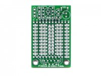 8-pin PIC prototyping PCB