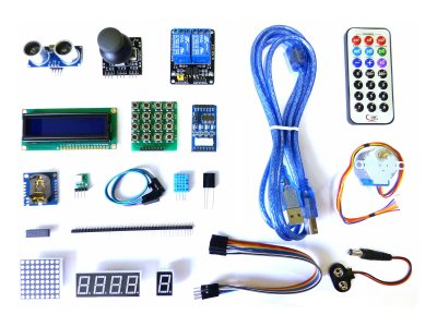 Arduino Advanced Kit 20 Parts